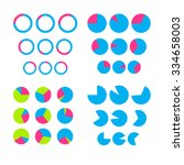 vector metaball colorful round...