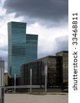 business buildings cities... | Shutterstock . vector #33468811