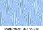 blue seamless striped wave... | Shutterstock .eps vector #334723340