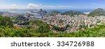 panoramic view of rio de... | Shutterstock . vector #334726988
