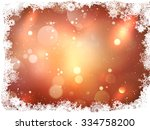 Abstract Christmas Background....