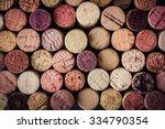 Wine Corks Background Horizontal - Fine Art prints
