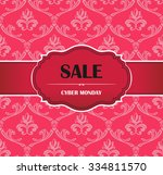 black friday collection sale... | Shutterstock .eps vector #334811570