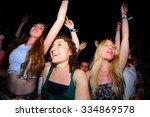 benicassim  spain   july 19 ... | Shutterstock . vector #334869578