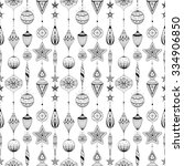Doodle Textured Decorations....