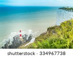 Seven Sisters Cliffs At Englis...
