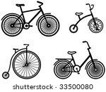 Bicycles     Vector...