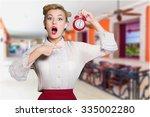 time. | Shutterstock . vector #335002280