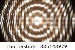 bright abstract golden...   Shutterstock . vector #335143979