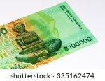 100000 Hrvatski Dinar Bank Not...