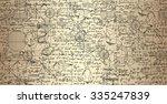 mathematical vector seamless... | Shutterstock .eps vector #335247839