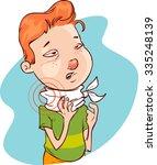 Throatache  Child