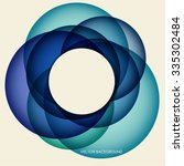 A Circle Of Different Shades O...