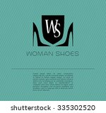 vector flat collection of... | Shutterstock .eps vector #335302520