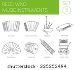 musical instruments graphic...