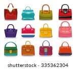 fashion women handbags set...
