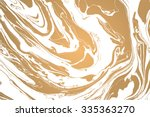 vector ink texture watercolor... | Shutterstock .eps vector #335363270
