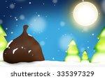 santa claus christmas | Shutterstock . vector #335397329