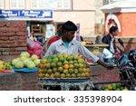 kathmandu  nepal   november 2 ... | Shutterstock . vector #335398904