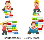 Collection Of Little Boy With...