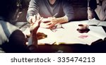 business architecture interior... | Shutterstock . vector #335474213