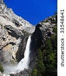 Lower Yosemite Falls   Yosemit...