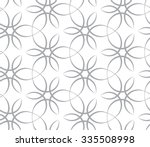 tileable recurring sinuous warp ... | Shutterstock .eps vector #335508998