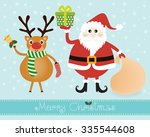 Vector Of Christmas Card ...