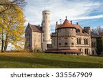 lichtenstein castle  germany | Shutterstock . vector #335567909