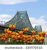 Montreal Jacques Cartier Bridg...