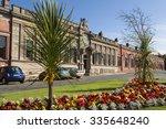 port sunlight  merseyside... | Shutterstock . vector #335648240