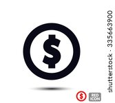 money . line vector icon