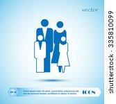 family graphic design   vector...   Shutterstock .eps vector #335810099