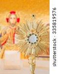 rome  italy   june 2015  ... | Shutterstock . vector #335819576