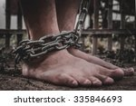Chain On Ankle