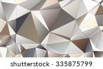abstract geometrical background ... | Shutterstock .eps vector #335875799