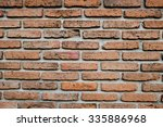 masonry walls texture abstract... | Shutterstock . vector #335886968