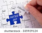 Partnership Business Concept...