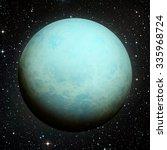 Solar System   Uranus. It Is...