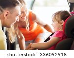family  transport  safety  road ... | Shutterstock . vector #336092918