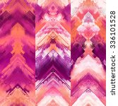 Art Colorful Ornamental Ethnic...