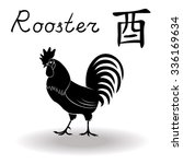 Chinese Zodiac Sign Rooster ...
