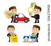 business   investment concept   Shutterstock .eps vector #336170900