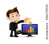business   investment concept | Shutterstock .eps vector #336170924
