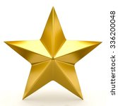 golden star | Shutterstock . vector #336200048