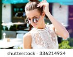 Outdoor Fashion Image Of...