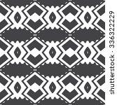 geometrical seamless pattern....   Shutterstock .eps vector #336322229