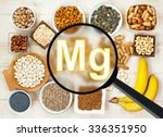 collection natural products... | Shutterstock . vector #336351950