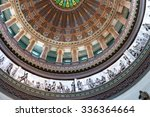 Architecturally Ornate Dome...