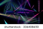 laser lights background | Shutterstock . vector #336408650